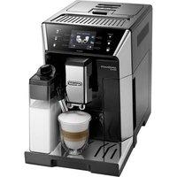 DeLonghi ECAM 556.55.SB - PrimaDonna 0132217037 Fully automated coffee machine Black
