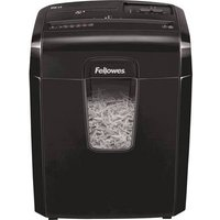 Fellowes Powershred® 8Cd Document shredder Particle cut 4 x 35 mm 14 l No. of pages (max.): 8 Safety level (document shredder) 4 Also shreds Paper clips, CDs,