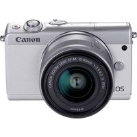 System camera Canon EOS M100 15-45 Kit EF-M 15-45 mm IS STM