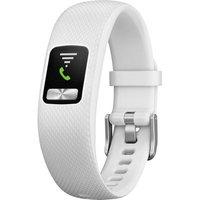 Fitness Tracker Garmin Vivofit 4 White, S/m S/m White