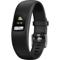 Fitness Tracker Garmin Vivofit 4 Black, S/m S/m Black