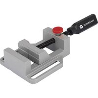 TOOLCRAFT SRS-142 Vice Jaw width: 70 mm Span width (max.): 60 mm