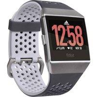 Fitbit Ionic Adidas Edition Smartwatch Black