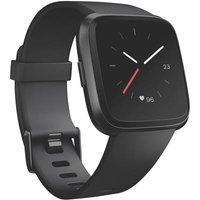 Fitbit Versa Smartwatch Uni Black