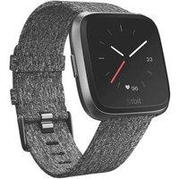 Fitbit Versa Special Edition Smartwatch Uni Dark Grey
