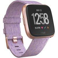 Fitbit Versa Special Edition Smartwatch Uni Lavender