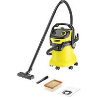 Kaercher WD 5 1.348-191.0 Wet/dry vacuum cleaner 1100 W 25 l Semi-automatic filter cleaning