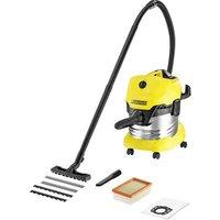 Kaercher WD 4 Premium 1.348-151.0 Wet/dry vacuum cleaner 1000 W 20 l