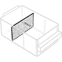 raaco 150-00 Drawer cabinet dividers (W x H) 52 mm x 32 mm