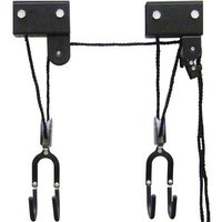 Bicycle lift Ceiling rack;No. of parking spaces=1;1692277;Black