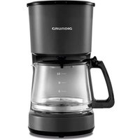 Grundig KM 4620 Coffee maker Black Cup volume=10 Glass jug, Plate warmer