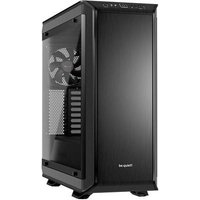 BeQuiet Dark Base Pro 900 Midi tower PC casing, Game console casing Black Insulated, Suitable for AIO water coolers, 3 built-in fans, Window