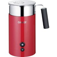 Graef MS703EU MS703EU Milk frother Red 450 W