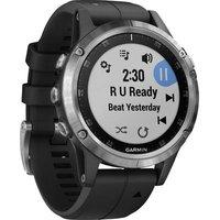 Garmin Fēnix 5 Plus Smartwatch Black