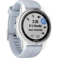 Garmin Fēnix 5s Plus Smartwatch Light Blue