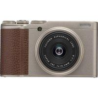 Fujifilm XF10 Digital camera 24.2 MPix Gold 4k video, Touchscreen