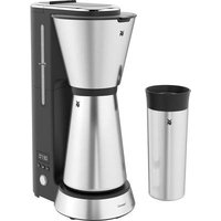 WMF KUeCHENminis® Aroma Thermo to go Coffee maker Black, Silver Cup volume=5