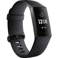 Fitbit Charge 3 Fitness Tracker Black