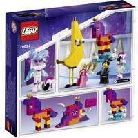 The LEGO® MOVIE 70824 The Si-Willi is Queen Wasimma