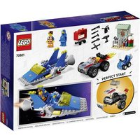 The LEGO® MOVIE 70821 Emmets and bennys construction and repair workshop!