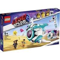 The LEGO® MOVIE 70830 Sweet Mischmaschs Systar space ship