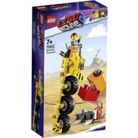 The LEGO® MOVIE 70823 Emmets tricycle!