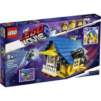 The LEGO® MOVIE 70831 Emmets Dream House/rescue rocket!