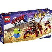 The LEGO® MOVIE 70827 Ultrakatty & Warrior Lucy!