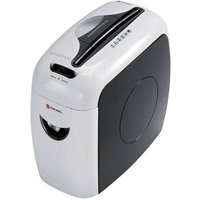 Rexel Style Document shredder Particle cut 4 x 35 mm 7.5 l No. of pages (max.): 6 Safety level (document shredder) 4 Also shreds Paper clips, Staples, Credit
