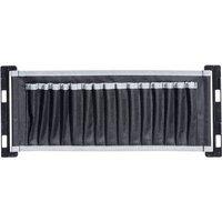 Allit 457991 ProServe Textile P 15 Tool organiser insert (L x W x H) 390 x 10 x 165 mm