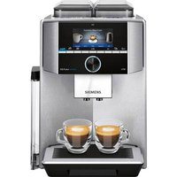 Siemens EQ 9 plus connect S700 TI9575X1DE Fully automated coffee machine Silver, Black