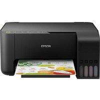 Epson EcoTank ET-2710 Colour inkjet multifunction printer A4 Printer, scanner, copier Wi-Fi, Ink tank system