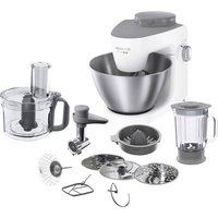 Kenwood Home Appliance KHH323 WH Food processor 1000 W White, Stainless steel