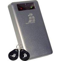 Digittrade RS256 2.5 external RFID Security hard drive 4 TB Silver USB 3.0