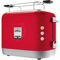 2 burners, bagel function, with home baking attachment Kenwood Home Appliance TCX751RD Red