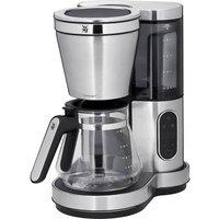 WMF LUMERO Glas Coffee maker Stainless steel, Black Cup volume=10