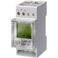 Siemens 7LF4522-0 DIN rail mount timer digital 230 V AC 16 A/250 V
