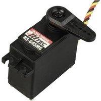 Hitec Standard servo HS-645MG Analogue servo Gear box material: Metal Connector system: JR