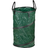 Meister Werkzeuge 9960970 Garden bag 160 l Dark green