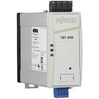 WAGO EPSITRON® PRO POWER 787-842 Rail mounted PSU (DIN) 24 V DC 20 A 480 W 1 x