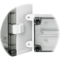 Fibox TH A Hinge Acrylonitrile butadiene styrene Light grey 2 pc(s)