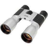 Basetech Compact 16x32 Binoculars 16 X 32 Mm Silver-black