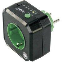 Ansmann 5024063 Timer/power strip digital 24h mode 2500 W IP20