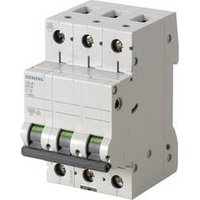 Siemens 5SL6325-7 Circuit Breaker Switch 3-pin B 25 A