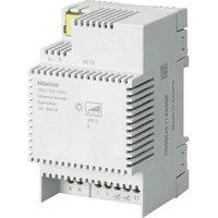 Siemens 5WG1528-1AB41 DIN-rail dimmer Suitable for light bulbs: Energy saving bulb, Light bulb, Halogen lamp, LED bulb, LED strip Grey