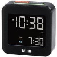 Braun 66015 Radio Alarm Clock Black