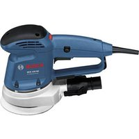 Bosch Professional GEX 125 AC 0601372565 Router 340 W Ø 125 mm