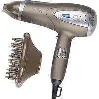 Aeg Htd 5584 Hair Dryer Brown (metallic), Silver