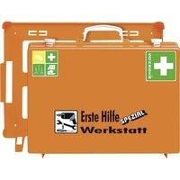 Soehngen 0360111 First-aid-bag workshop DIN 13 157 + Extensions 400 x 300 x 150 Orange