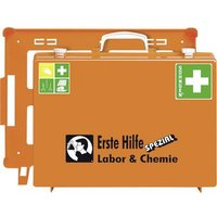 Soehngen 0360106 First-aid-BAG LABORATORY and Chemistry DIN 13 157 + Extensions 400 x 300 x 150 Orange